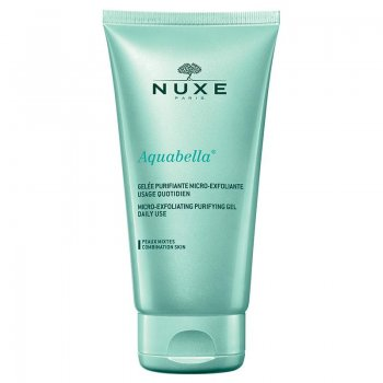 Nuxe Aquabella Micro Exfoliating Purifying Gel Daily Use 150 ML